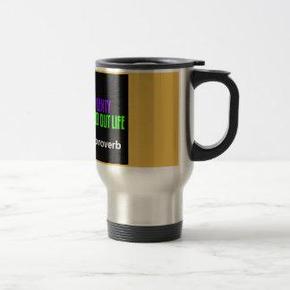 Apache Proverb Coffee Mugs