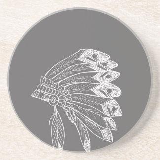 Apache Sandstone Coaster