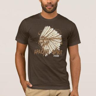 apache spirit inside tshirt