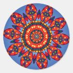 Apache Star Sticker