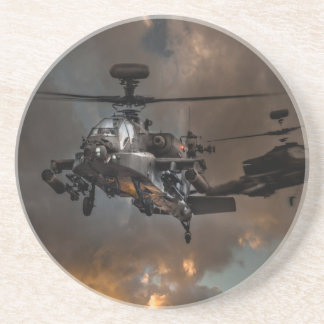 Apache Storm Drink Coaster