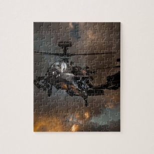 Apache Storm Jigsaw Puzzle