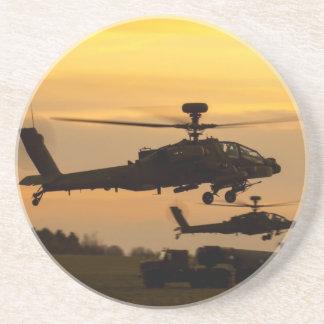 Apache sunset coaster