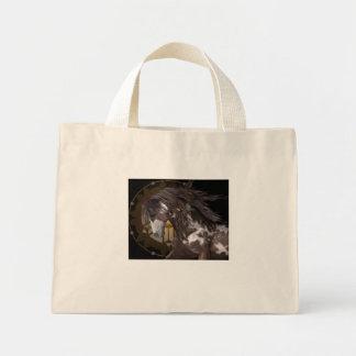 Apache .. the stallion mini tote bag