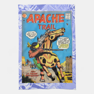 Apache Trail #1 Kitchen Towels