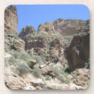Apache Trail View Beverage Coaster