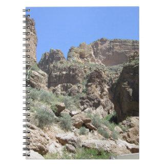 Apache Trail View Notebooks