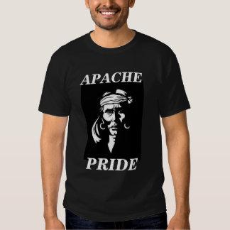 """Apache Warrior """"APACHE PRIDE"""" Tshirt"""