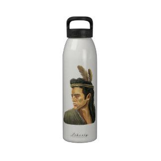 Apache warrior drinking bottles