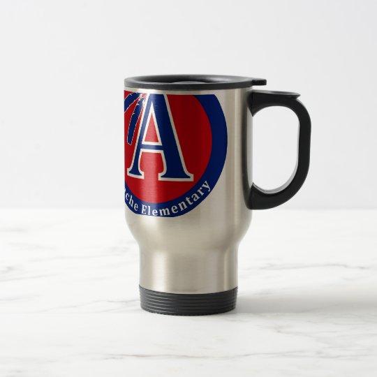 Apache Warrior Elementary School Products Travel Mug