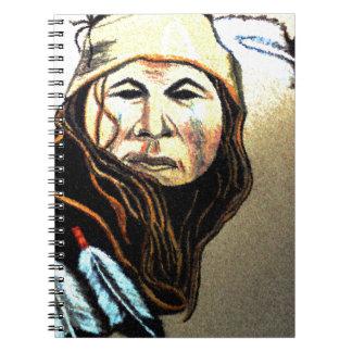 Apache Warrior Notebook