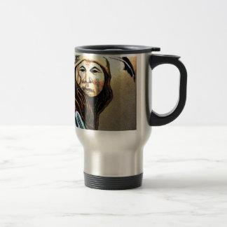 Apache Warrior Travel Mug