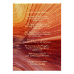 Apache Wedding Blessing Canyon Photo 20x28 Matte Posters