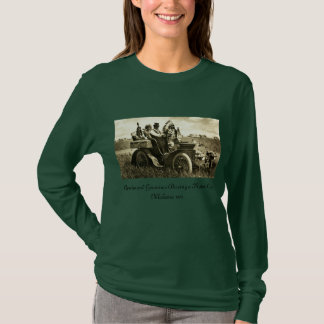 APACHES AND GERONIMO DRIVING A MOTOR CAR T-Shirt