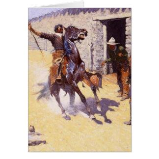 Apaches Card