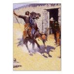 Apaches Greeting Card