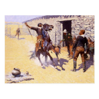 Apaches Postcard