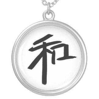 Apacible o clase (china) colgante redondo