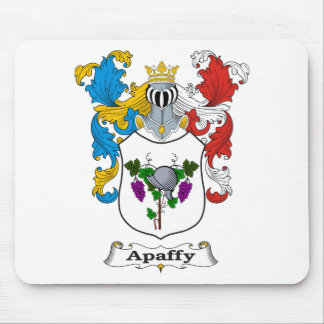 Apaffy 1 Family Hungarian Coat of Arms Mouse Pad