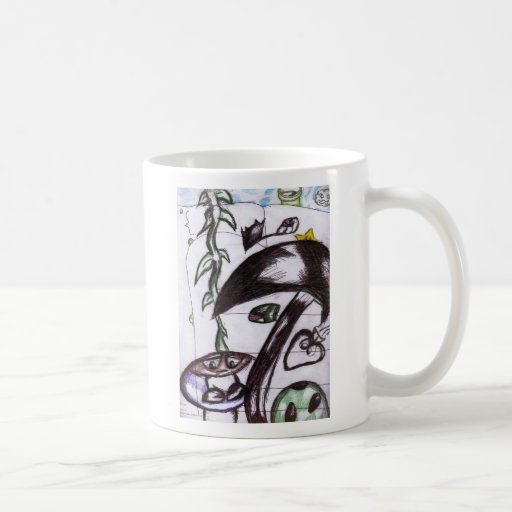 apagefrommariosnotebook coffee mug