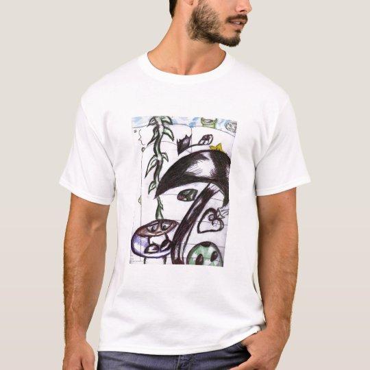 apagefrommariosnotebook T-Shirt