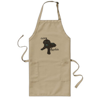 APAL - Chocolate Labrador | Dog Lovers Apron
