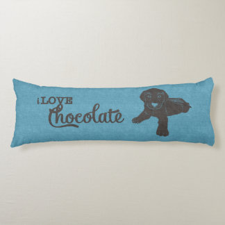 APAL - Chocolate Labrador | Dog Lovers Body Pillow