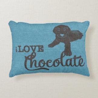 APAL - Chocolate Labrador   Dog Lovers Pillow