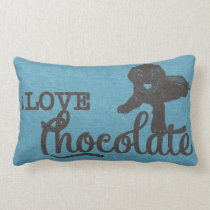APAL - Chocolate Labrador | Dog Lovers Pillow