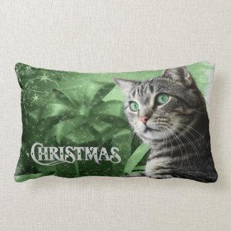 APAL - Christmas Silver Tabby Cat | Pillow