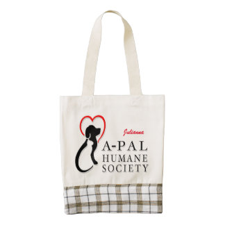 APAL Logo Volunteer | 2-Sided Canvas Tote | Custom