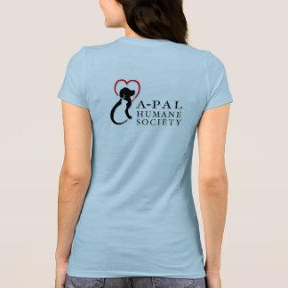 APAL Logo Volunteer | 2-Sided Tee | Custom Name