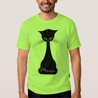 APAL: Maullido del gato negro Camisas
