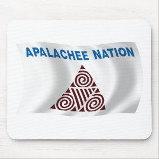 Apalachee Nation Flag Mousepad