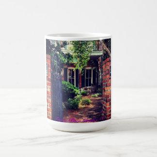 Apalachicola Courtyard Coffee Mug
