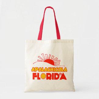 Apalachicola, Florida Canvas Bags