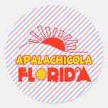 Apalachicola, Florida Stickers
