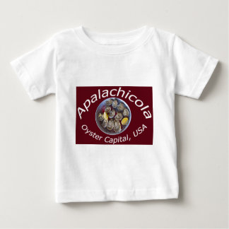 Apalachicola Oyster Capital Baby T-Shirt