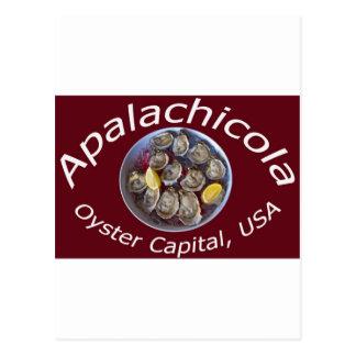 Apalachicola Oyster Capital Postcard