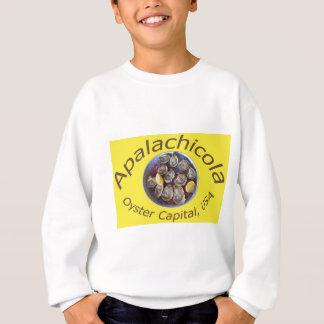Apalachicola Oyster Capital yellow Sweatshirt