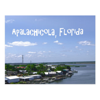 Apalachicola Post Card