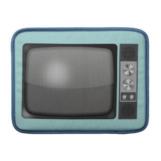 Aparato de TV Retro del vintage Funda MacBook