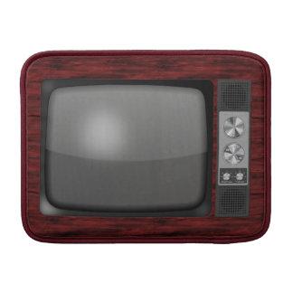 Aparato de TV Retro del vintage Funda Macbook Air