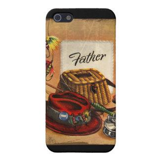Aparejos de pesca y cebo iPhone 5 funda