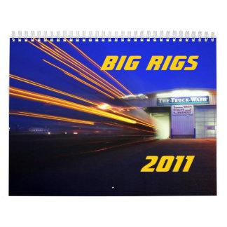 Aparejos grandes 2011 calendarios