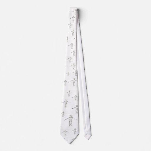 Aparezca con este lazo hermoso del espíritu libre corbata