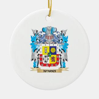 Aparici Coat Of Arms Ornaments