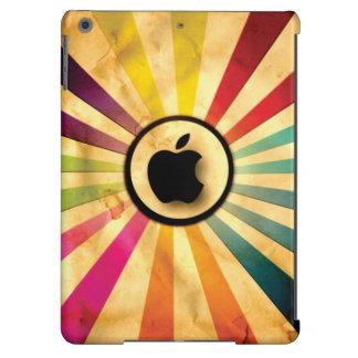 Apariencia vintage de la obra clásica de Apple Funda Para iPad Air
