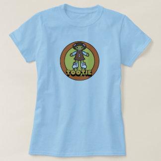 Apariencia vintage de Tootie Camisas