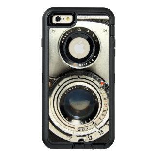 Apariencia vintage elegante de la cámara vieja de funda otterbox para iPhone 6/6s plus